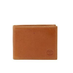 Timberland Crazy Horse Slimfold Leather ID Wallet